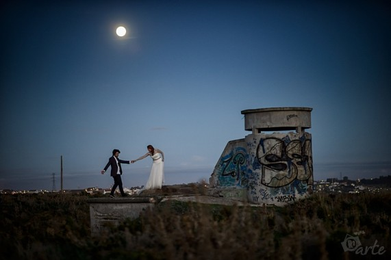 Célia & Daniel | Trash the Dress