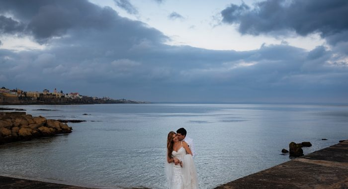 Diana & Diogo - Destination Wedding at Forte da Cruz, Estoril