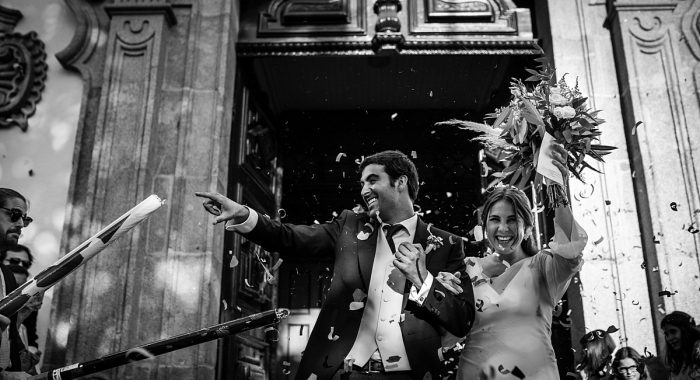 Maria & Luís - Wedding (and christening) at Viseu