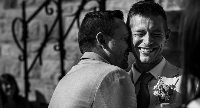 Luke & Will - Destination Wedding at Forte da Cruz, Estoril